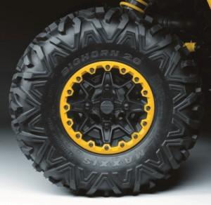 Maverick X rs roda (Custom)