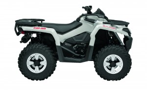 Outlander L 500 lateral DPS