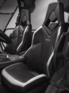 asientos commander