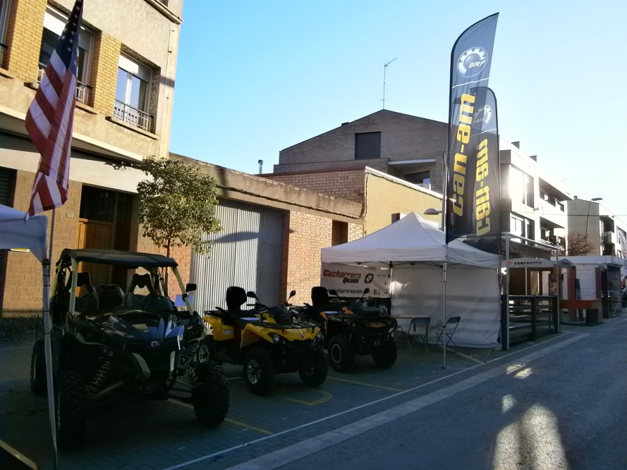 Cucharrera quads,fira, Artes, Bages, Buggies, Quads